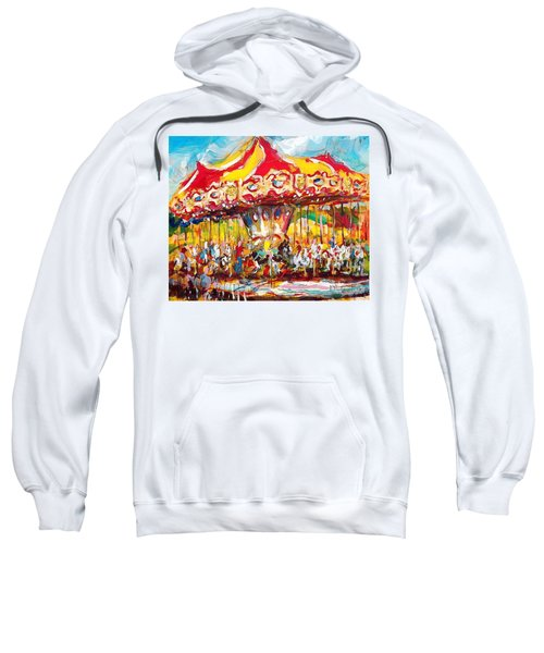 Merry-go-round Sweatshirt
