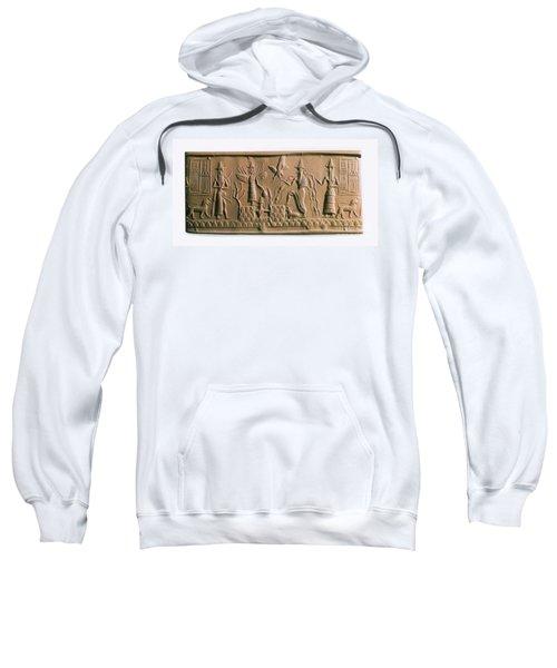 Mesopotamian Gods Sweatshirt
