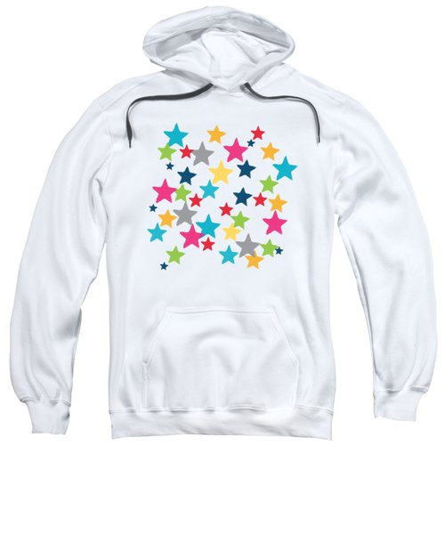 Messy Stars- Shirt Sweatshirt