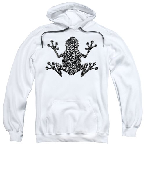 Metallic Frog Sweatshirt