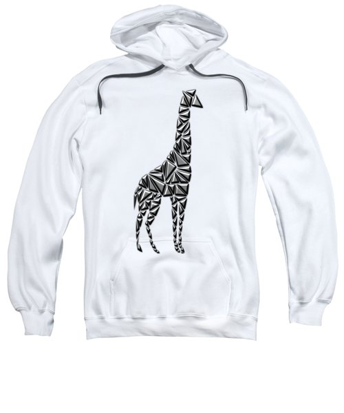 Metallic Giraffe Sweatshirt