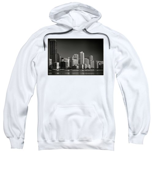 Miami Skyline 2744 Sweatshirt