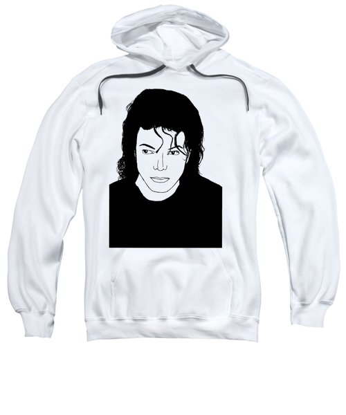 Michael Jackson Sweatshirt by Lionel B