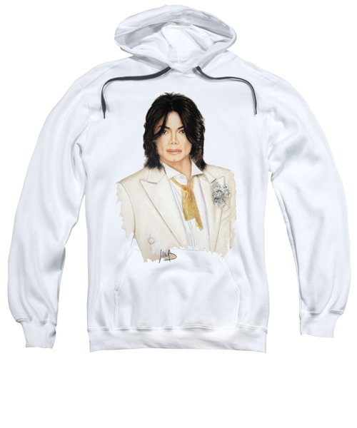 Man In The Mirror  Sweatshirt