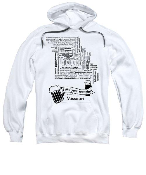 Micro Brew Missouri Sweatshirt