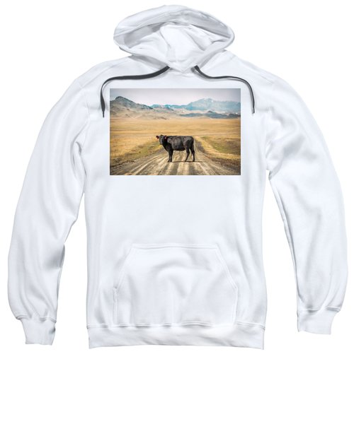 Middle Of The Road Sweatshirt