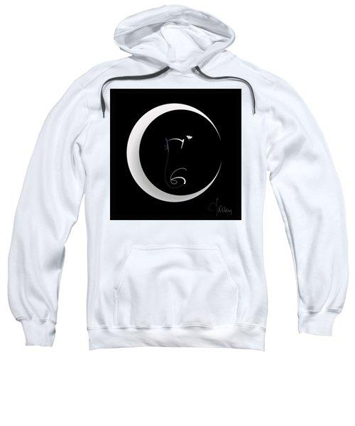 Moonlight Rendezvous 2 Sweatshirt