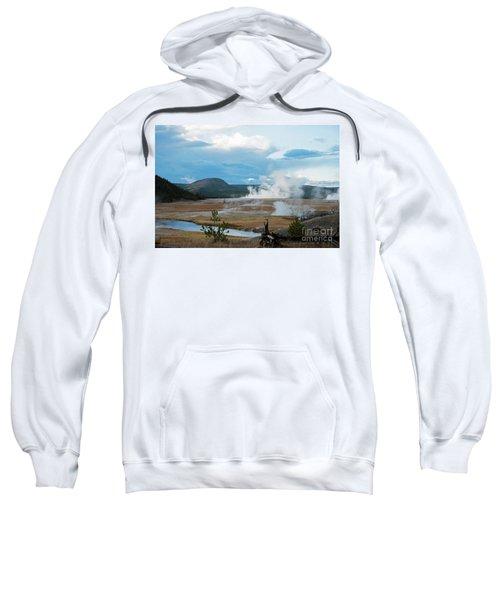 Midway Geyser Area Sweatshirt