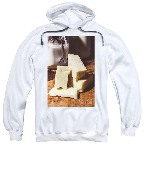 Milk And Cheese Sweatshirt