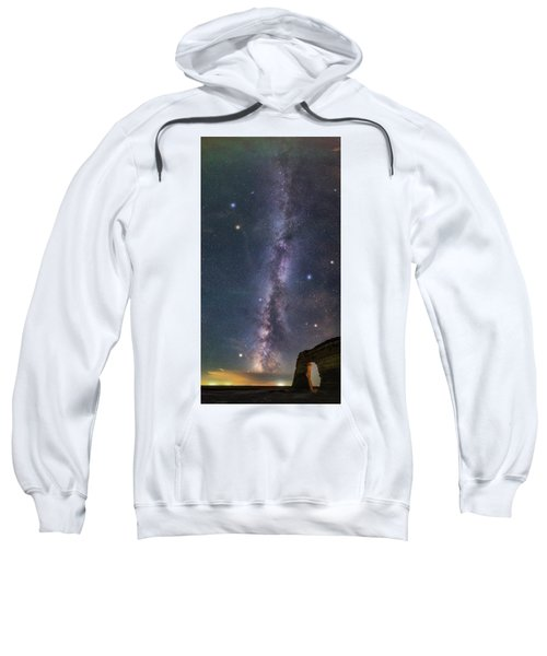 Milky Way Magic Sweatshirt