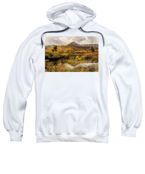 Mill Canyon Peak Reflections Sweatshirt