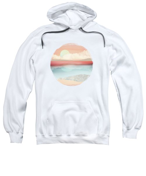 Mint Moon Beach Sweatshirt