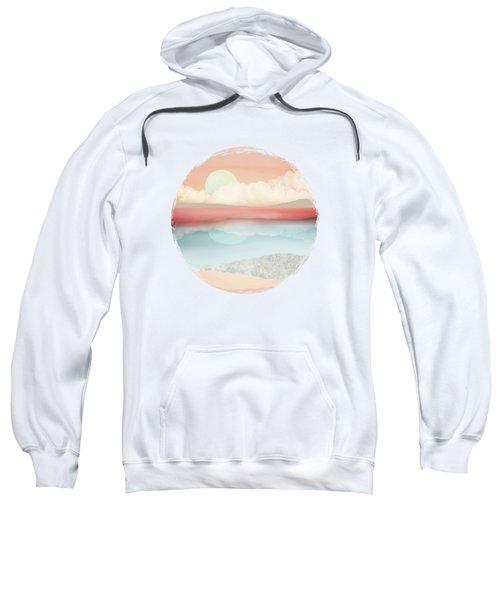 Mint Moon Beach Sweatshirt