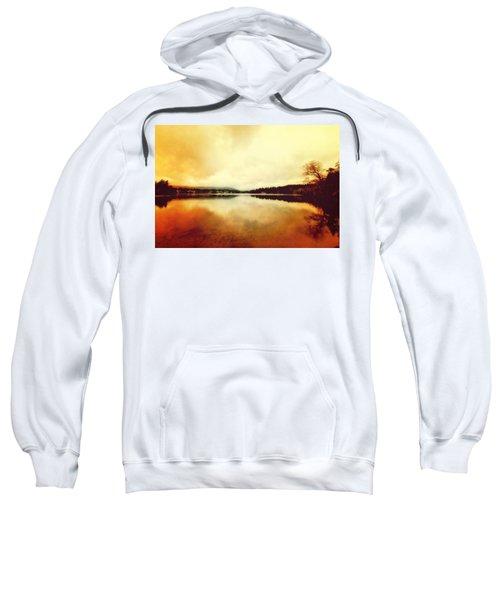 Mirror Lake At Sunset Sweatshirt