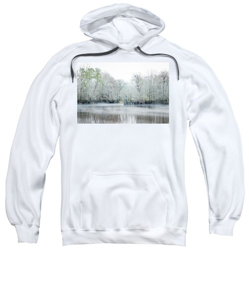 Mist On The River Sweatshirt
