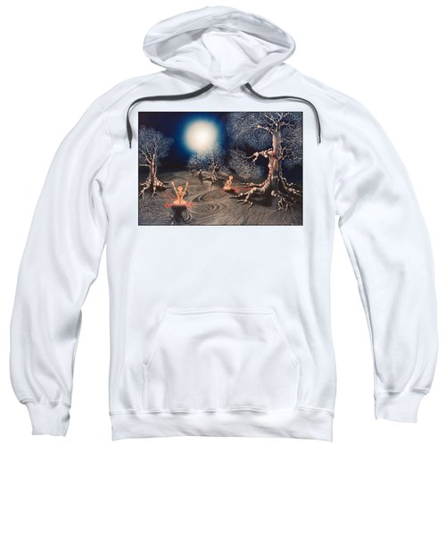 Mistery Of Cosmic Obsession Sweatshirt