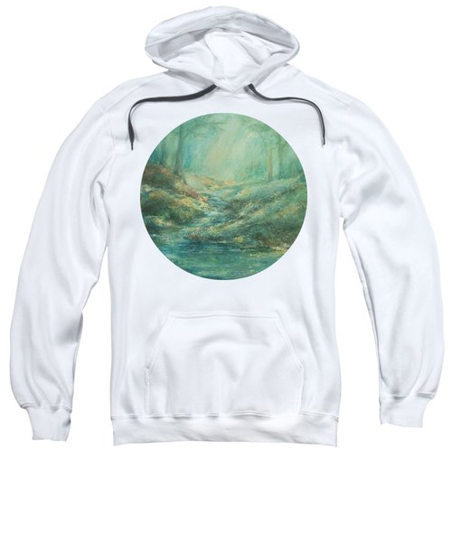 The Misty Forest Stream Sweatshirt
