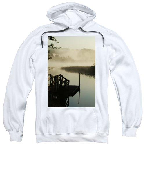 Misty Oregon Morning Sweatshirt