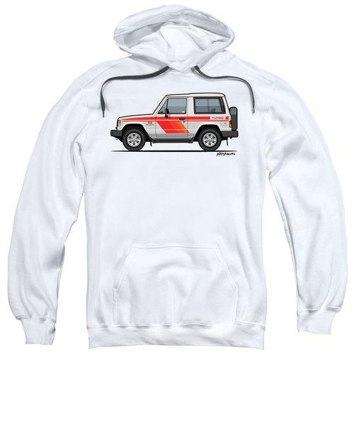 Mitsubishi Pajero Montero Shogun 3 Door Turbo Diesel Sweatshirt