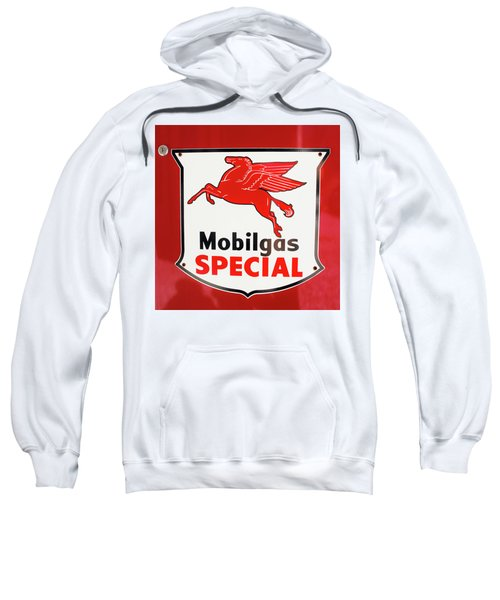 Mobilgas Vintage 82716 Sweatshirt