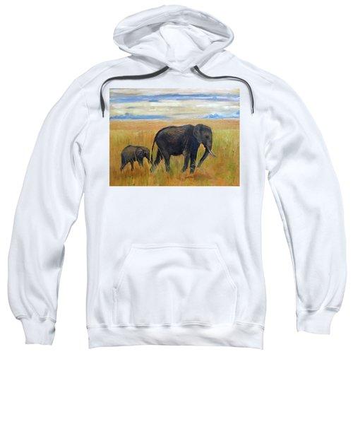 Mom And Me Sweatshirt