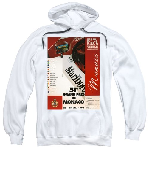 Monaco F1 1993 Sweatshirt
