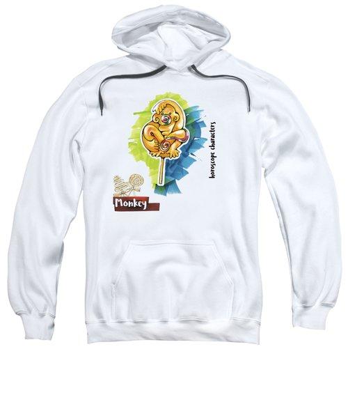 Monkey Horoscope Sweatshirt