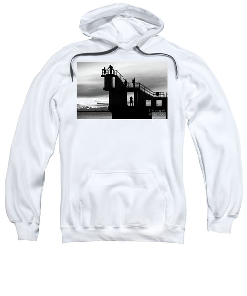 Mono Sunset Blackrock  Sweatshirt
