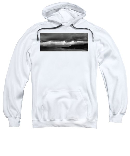 Monochrome Storm Panorama Sweatshirt
