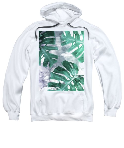 Monstera Theme 1 Sweatshirt