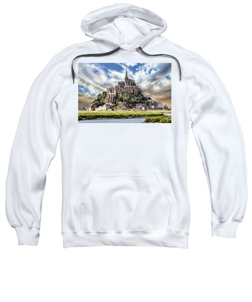 Mont Saint-michel Sweatshirt