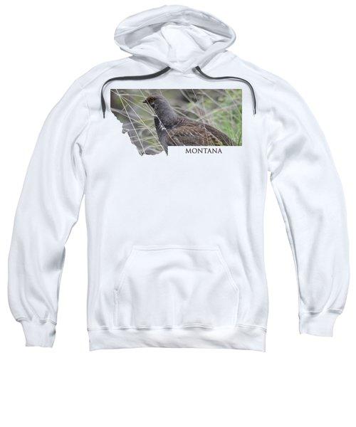 Montana- Dusky Grouse Sweatshirt