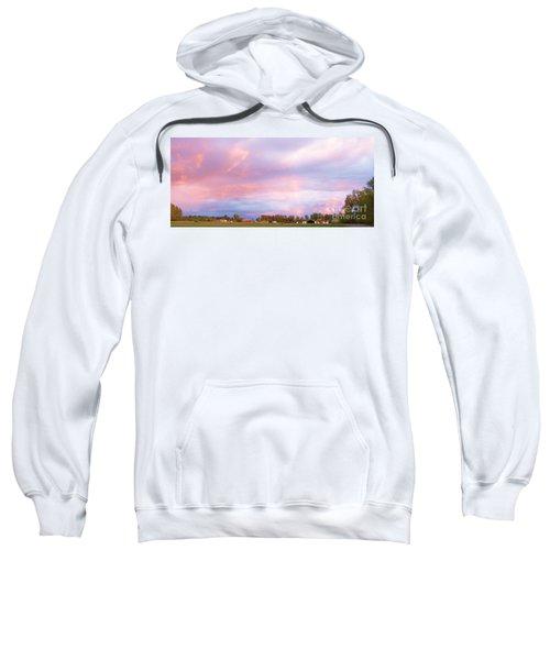 Montana Sunset 1 Sweatshirt