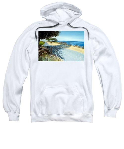 Monterey Shadows Sweatshirt