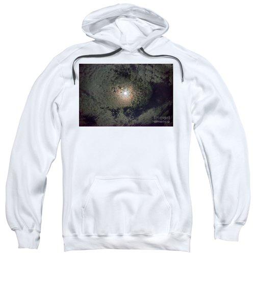 Moon And Clouds Sweatshirt