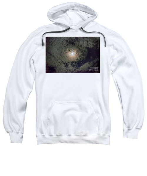Moon And Clouds Sweatshirt