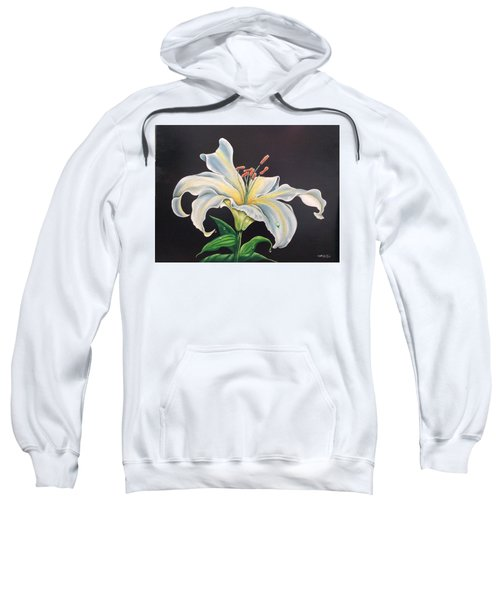 Moon Light Lilly Sweatshirt
