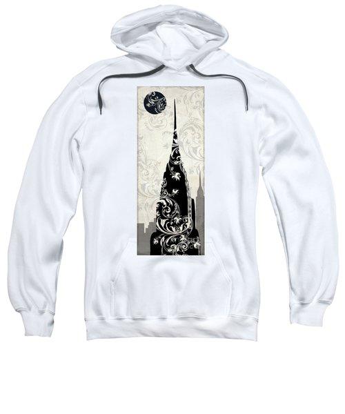 Moon Over New York Sweatshirt
