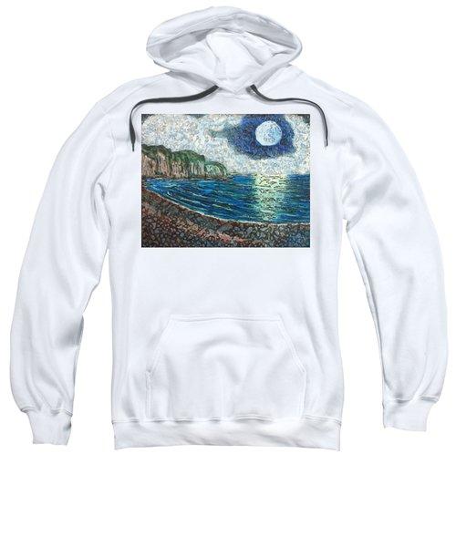 Moonlight In Pourvill Sweatshirt