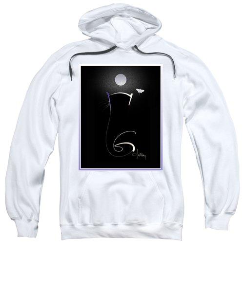 Moonlight Rendezvous 3 Sweatshirt