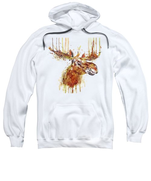 Moose Head Sweatshirt