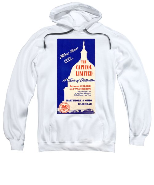More Than Ever, The Capitol Limited Sweatshirt