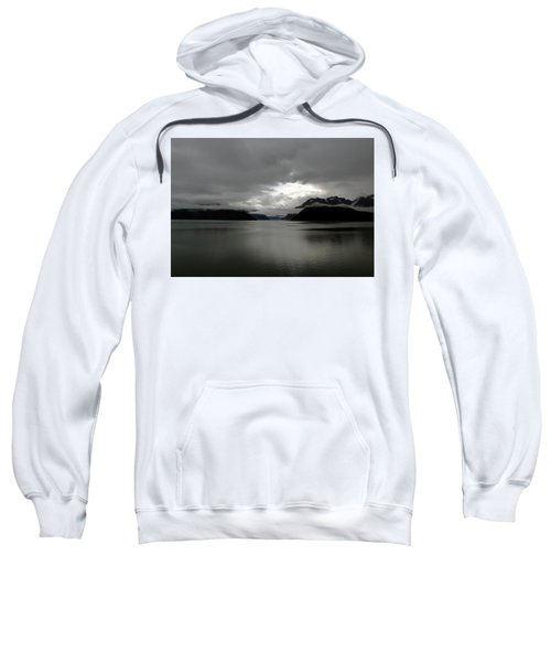 Morning In Alaska Sweatshirt