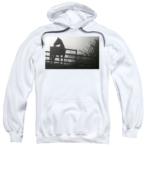 Morning Silhouette #2 Sweatshirt