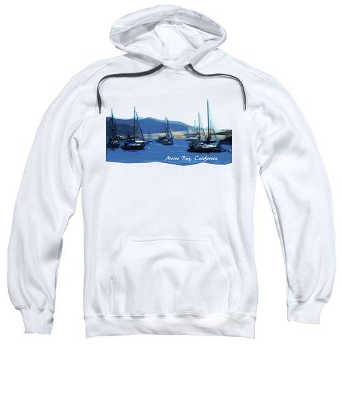 Morro Bay California Sweatshirt