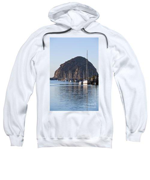 Morro Bay Sailboats Sweatshirt