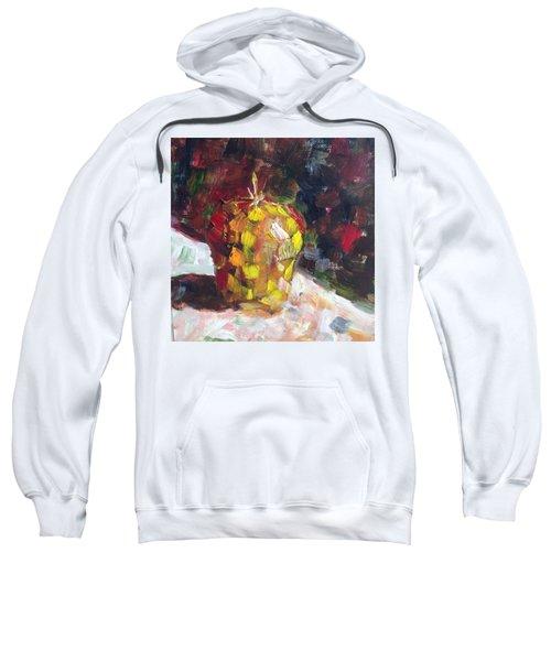 Mosaic Apple Sweatshirt by Roxy Rich