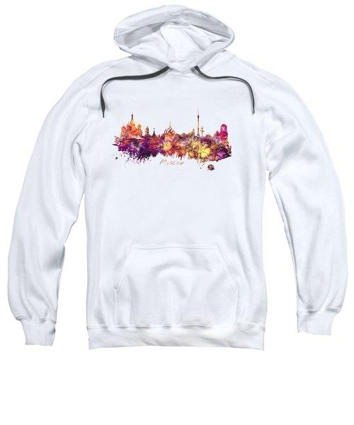 Moscow Sweatshirt by Justyna JBJart