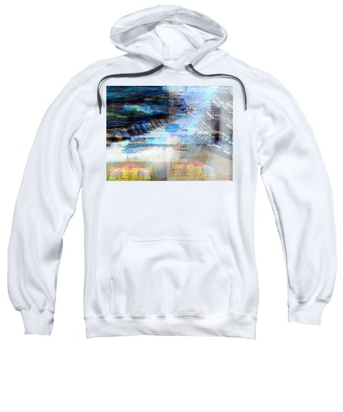 Motivational Piano Sweatshirt