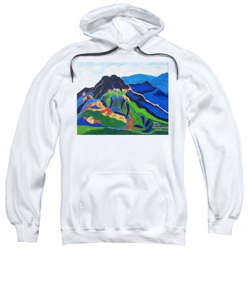 Mount Canigou Sweatshirt